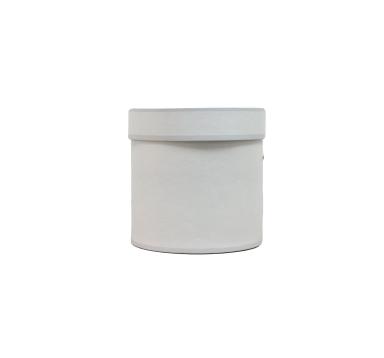 Коробка для цветов цилиндр, d-150, h-150, дизайн 38