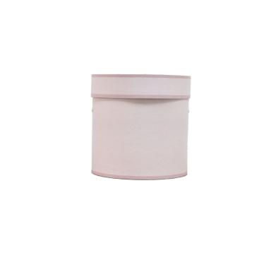 Коробка для цветов цилиндр, d-150, h-150, дизайн 55