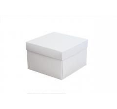 Коробка 150*150*100 мм белая