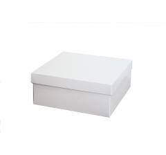 Коробка 190*190*80 мм, дп32 бел