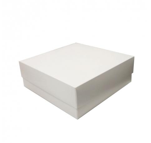 Коробка 230*230*80 мм белая