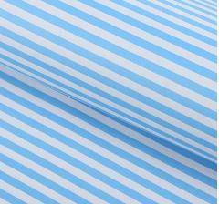 Бумага 50 x 70 см, голубые полоски