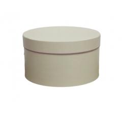 Коробка для цветов цилиндр, d-150, h-105 дизайн 25