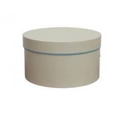 Коробка для цветов цилиндр, d-150, h-105 дизайн 26