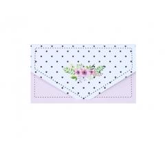 Открытка-конверт, дизайн 2
