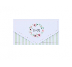 Открытка-конверт, дизайн 3