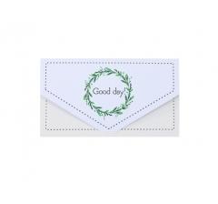 Открытка-конверт, дизайн 10