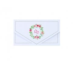Открытка-конверт, дизайн 17
