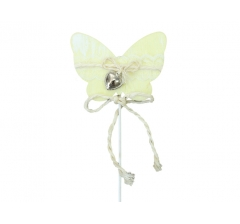 Бабочка на палочке, арт. DK103ZO ( мин. заказ 12 шт. )