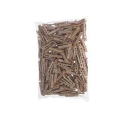 Комплект из деревянных прищепок натуральных 4,8 cm 8S48NA 20 шт