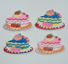 Комплект пирожен на липучке(12 шт.).