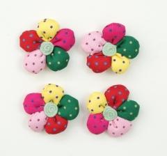 Комплект цветов декоративных, арт. AKR7 (4 шт.)