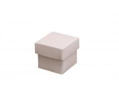 Коробка картонная сборная 35*35*35 розовая