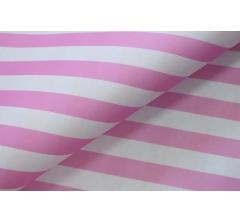 Бумага 70*50 см (10 листов), розовые полосы