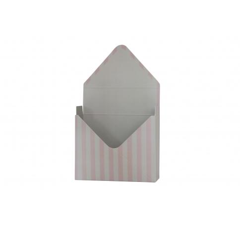 Конверт для цветов 170*140*60 мм, дизайн 120