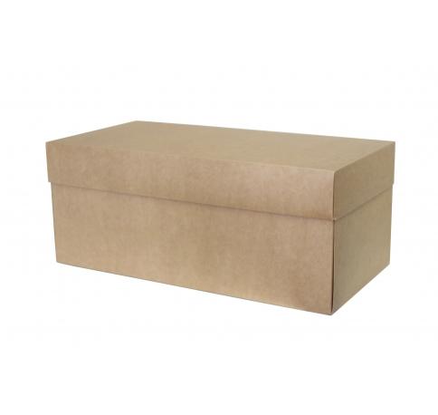 Коробка - крафт 36*18*15 см