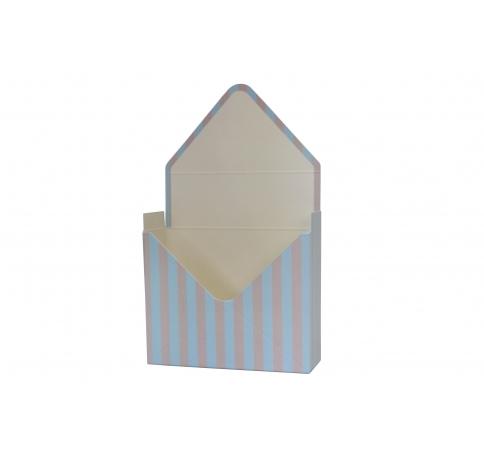 Конверт для цветов 170*140*60 мм, дизайн 125