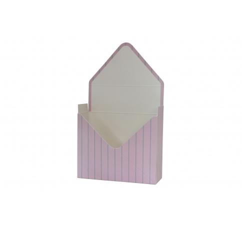 Конверт для цветов 170*140*60 мм, дизайн 131
