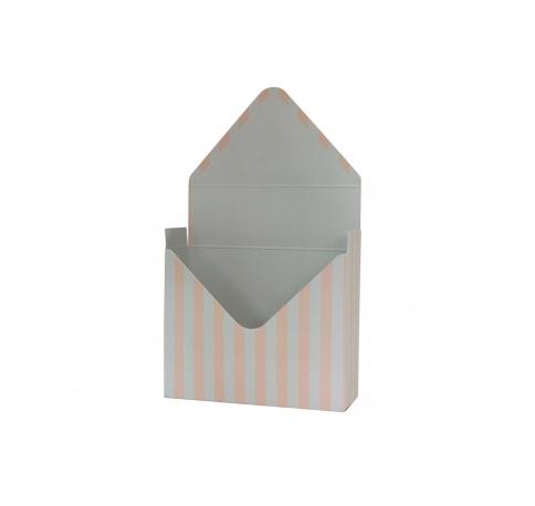 Конверт для цветов 170*140*60 мм, дизайн 136