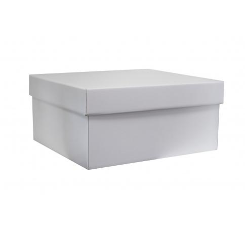 Коробка 30*27*14 см, белая
