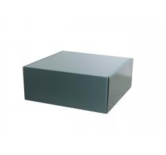 Коробка 25*25*10 см, дизайн 10, ДП66