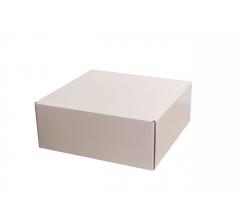 Коробка 25*25*10 см, дизайн 8, ДП66