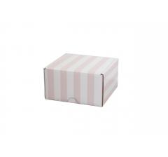 Коробка 12*12*7 см, дизайн 25, ДП73