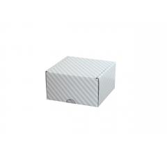 Коробка 12*12*7 см, дизайн 27, ДП73