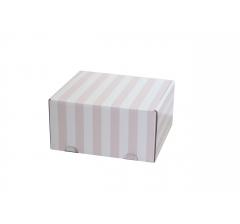 Коробка 18*16*9 см, дизайн 42, ДП75