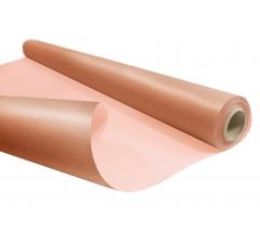 Бумага Kraft Duo 79 см/ 10 м, медно-персиковая