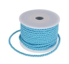 Шнур канатный 3 мм/ 10 м, голубой