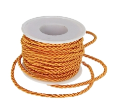 Шнур канатный 3 мм/ 10 м, оранжевый