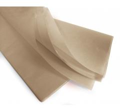 Бумага тишью 75*50 см, 24 листа, натуральный