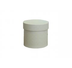 Коробка для цветов цилиндр, d-120, h-110, дизайн 102