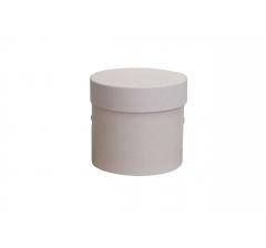 Коробка для цветов цилиндр, d-120, h-110, дизайн 97
