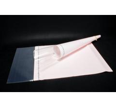 Пленка для цветов 56 х 56 см, розовая для цветка