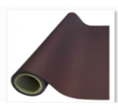 Пленка матовая корейская  50 см/ 10 м, шоколад