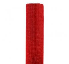 Джут 50 см/ 5 м, красный