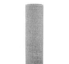 Джут 50 см/ 5 м, серый