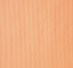 Бумага гофрированная 50 см/10 м, персиковая