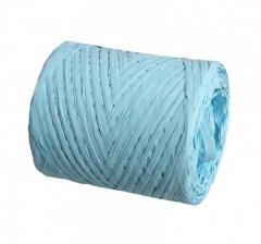 Рафия искусственная 200 м, голубая
