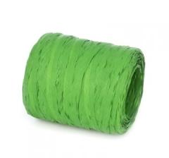 Рафия искусственная 200 м, зеленая