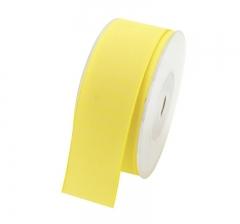 Лента декоративная 4 см/10 м 225283, желтая
