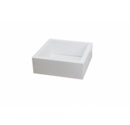190*190*65 коробки с прозрачными крышками